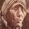 Mother Teresa  by Gavin Dorsey