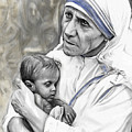Mother Teresa. God Bless This Child by Mark Tonelli
