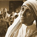 Mother Teresa by Pd