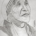Mother Teresa by SP Singh