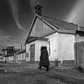 Mother Theresa Of Calcutta Parish In Dzalal-abad, Kyrgyzstan by Marat Jolon