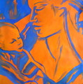 Motherhood II by Helena Wierzbicki