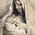 Motherhood by Steve Henderson