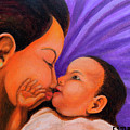 Mother's Love by Cyril Maza