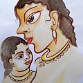 Mother's Love by Surakanchan Kar
