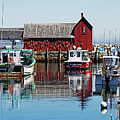Motif #1, Rockport Ma, 1 by James Hoolsema