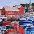 Motif Number One by Richard Nowak