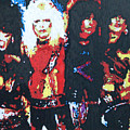 Motley Crue by Grant Van Driest