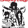 Motley Crue No.01 by Caio Caldas