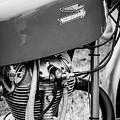 Moto Ducati Motorcycle -2115bw by Jill Reger