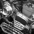 Motor Bike Motor by Gregory Dyer