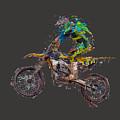 Motorbiker by Roy Pedersen
