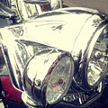 Motorcycle Chrome by Gregory Dyer