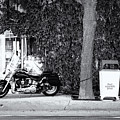 Motorcycle In Big Spring Tx by Troy Montemayor
