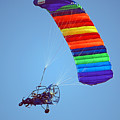 Motorized Parasail 2 by Kenneth Albin