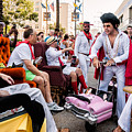 Motorized Recliners And Elvis - Nola by Kathleen K Parker