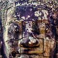 Mould Damage At Angkor Thom by Art Phaneuf
