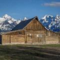 Moulton Barn by Lou Novick