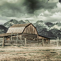 Moulton Barn Panorama by James BO Insogna