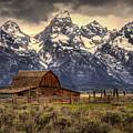 Moulton Barn by Ryan Smith
