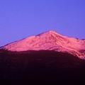 Mount Adams At Sunrise by John Burk