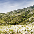 Mount Agnew Landscape In Tasmania by Jorgo Photography - Wall Art Gallery