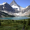 Mount Assiniboine Canada 16 by Bob Christopher