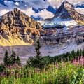 Mount Assiniboine by DJ MacIsaac