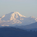 Mount Baker by Attila Jacob Ferenczi