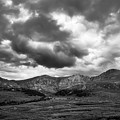 Mount Bierstadt Black And White by Twenty Two West Photography