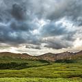 Mount Bierstadt Cloudy Evening 2x1 by Twenty Two West Photography