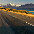 Mount Cook Road by Martin Capek