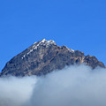 Mount Cotacachi Above The Clouds by Robert Hamm
