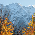 Mount Currie Autumn by Pierre Leclerc Photography