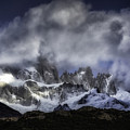 Mount Fitz Roy 6 by Timothy Hacker