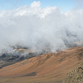 Mount Haleakala Crater by Jim Thompson