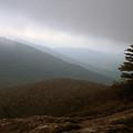 Mount Horrid Cliff Storm by John Burk