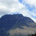 Mount Imbabura And Cloudy Sky by Robert Hamm