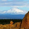 Mount Jefferson by Randall Ingalls