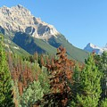 Mount Kerkeslin by Frank Townsley