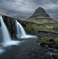 Mount Kirkjufell Iceland by Nicholas Palmieri