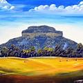 Mount Lindesay,australia by Deepa Sahoo