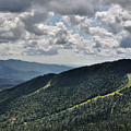 Mount Mansfield Stowe Vermont by Luke Moore