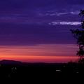 Mount Monadnock From Wachusett Mountain by John Burk