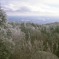 Mount Monadnock Ice Storm by John Burk
