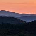 Pack Monadnock Seen At Dawn by Stephen Gingold