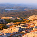 Mount Monadnock Summit View by John Burk