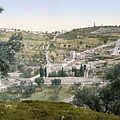 Mount Of Olives, C1900 by Granger