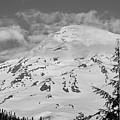 Mount Rainier by Jacob Rietta Rain
