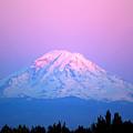 Mount Rainier by Richard Steinberger